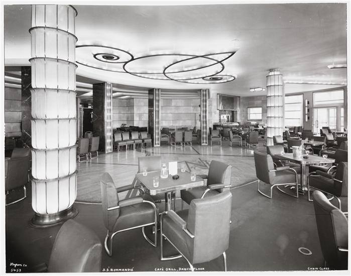 Hotel Normandie Streamline Moderne De Bulevar