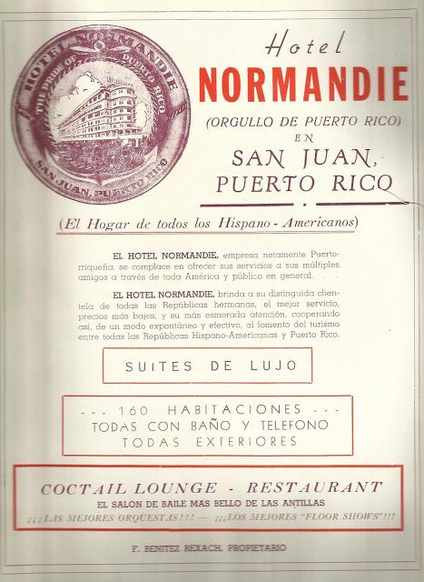 Normandie 1952