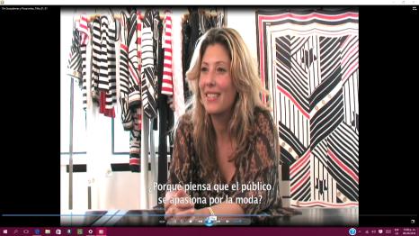 Fashion executive Leslie Goodrum