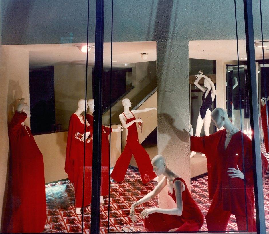 13-Halton's 1976 Savage Suit collection