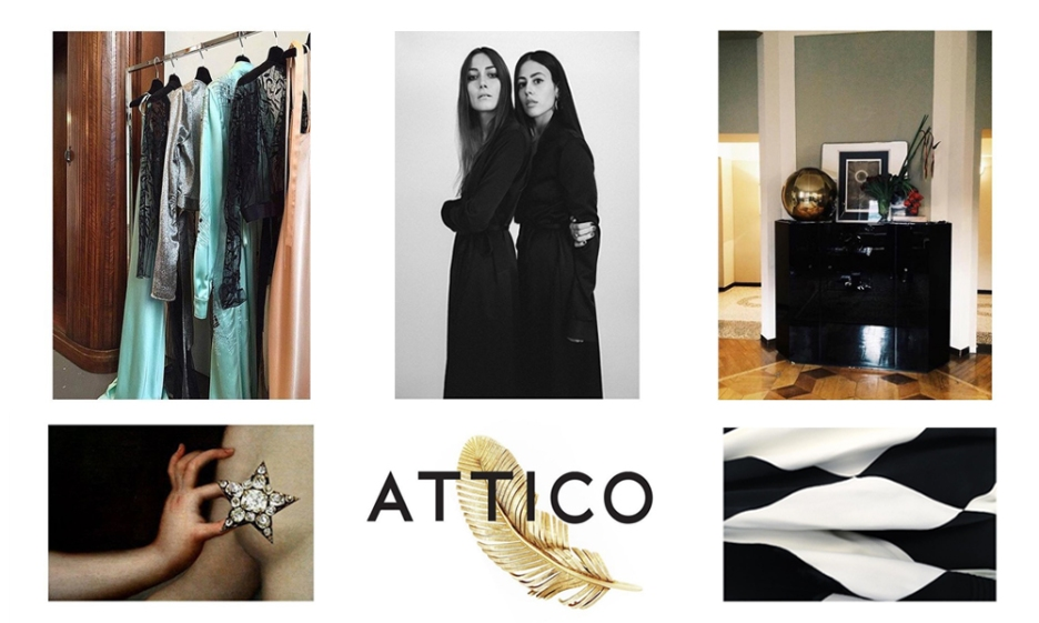 Attico-Collage