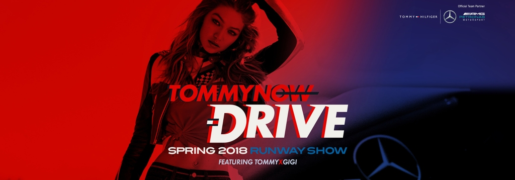 c373ba8202970 ... TOMMYNOW experiential event fused fashion with motor racing activations