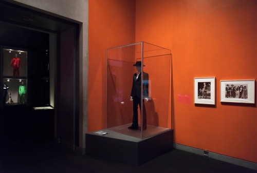 David Bowie is, March 2, 2018 through July 15, 2018, installation view. (Photo: Jonathan Dorado, Brooklyn Museum)