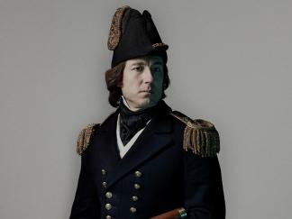 Tobias_Menzies como el Captain-James-Fitzjames