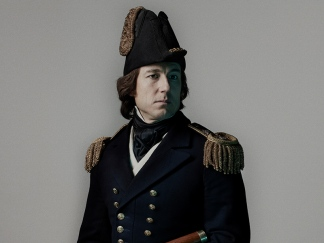 Tobias_Menzies como el Captain-James-Fitzjames