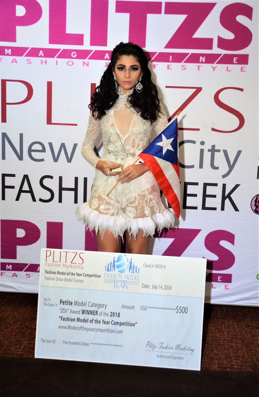 alexa cruz petite fashion model of the year