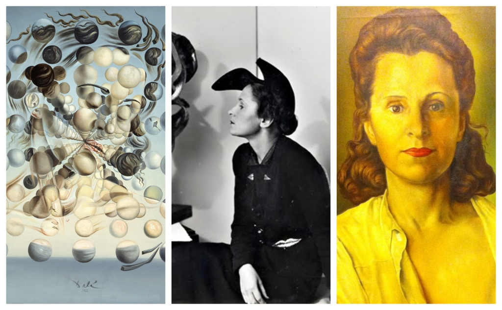 Resultado de imagen de Una exposición única dedicada a Gala Dalí en el Museu Nacional d'Art de Catalunya