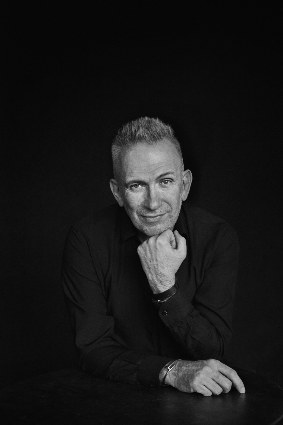 FIG_01 Jean Paul Gaultier par Peter Lindbergh, Paris, 2016