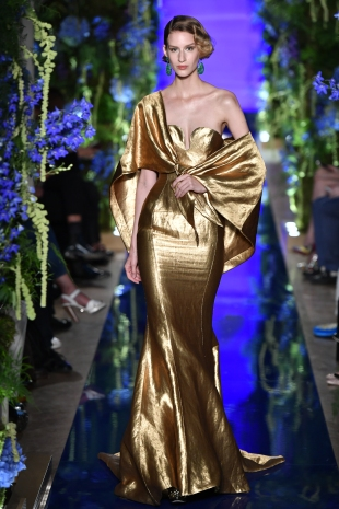 Guo Pei FW17-18 Couture- Look 35
