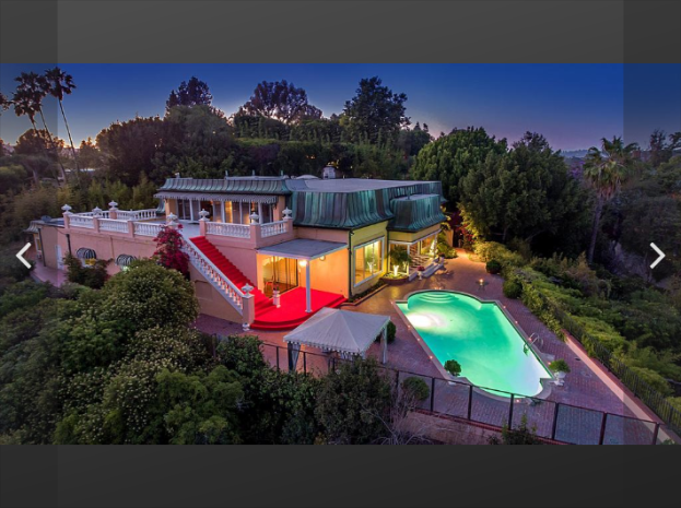 Screenshot_2018-07-07 Zsa Zsa Gabor_s estate lists for $23M - L A Biz