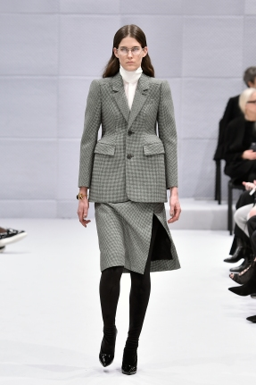 Balenciaga Fall Winter 2016 Paris Fashion Week Copyright Catwalking.com 'One Time Only' Publication Editorial Use Only