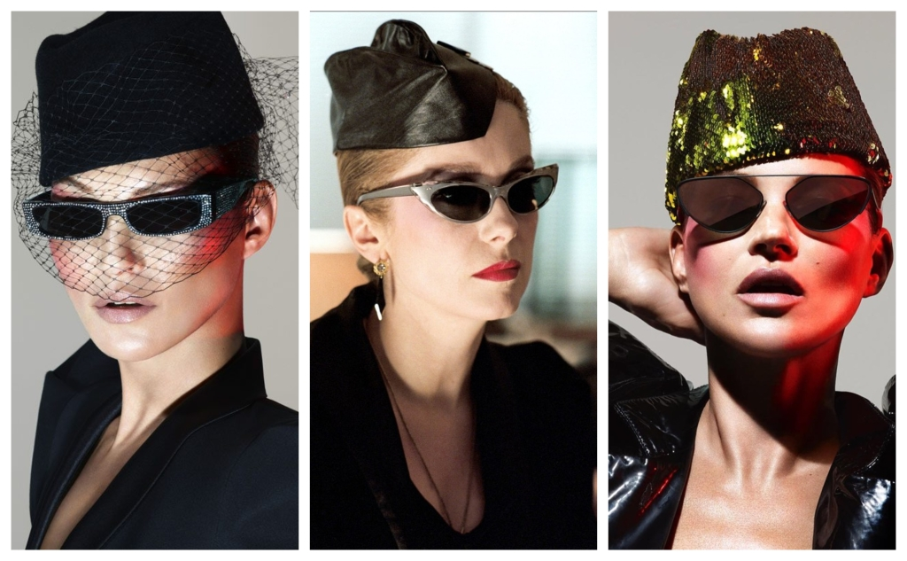 6c0169a9 La supermodelo Kate Moss protagoniza la campaña de gafas Alain Mikli X  Alexandre Vauthier, captada por los fotógrafos de renombre mundial Mert &  Marcus la ...