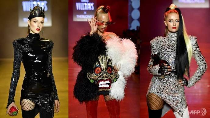 disney-villains-x-the-blonds-nyfw-show-during-new-york-fashion-week