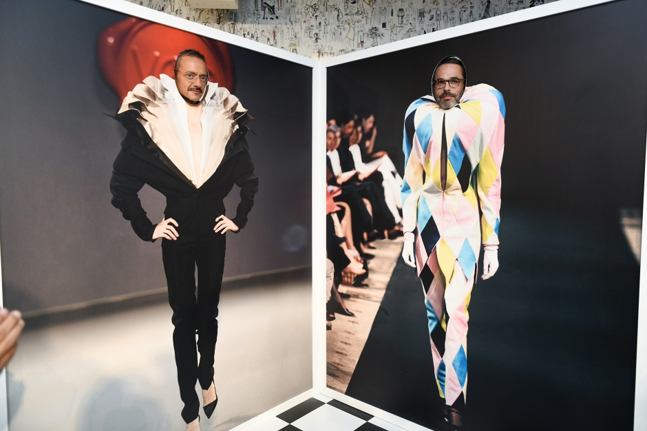 Visionaire presents Viktor&Rolf Masterclass : at The Gallery at Cadillac House