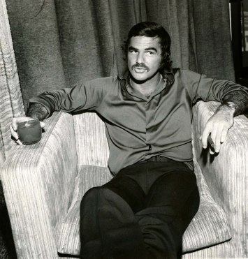 10/19/1972 - Burt Reynolds. (Palm Beach Post)