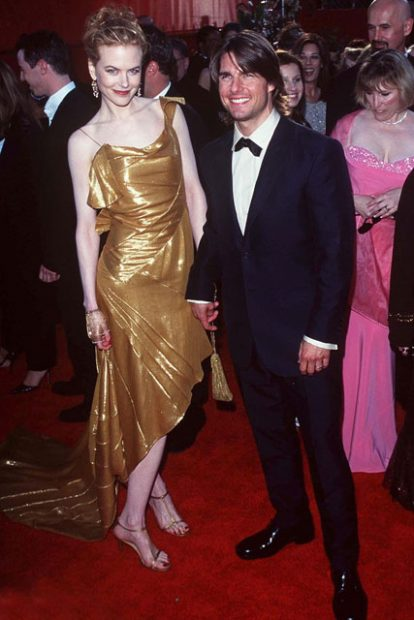 Nicole Kidman en John Galliano para DIOR