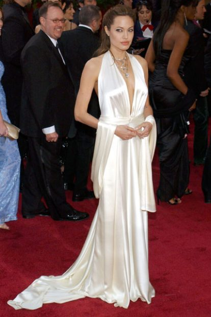 Angelina Jolie en Mark Bouwer