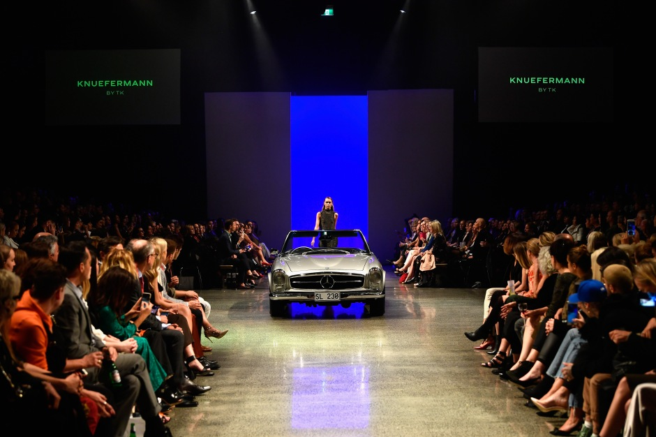 Mercedes-Benz Presents Knuefermann - Runway - New Zealand Fashion Week 2018