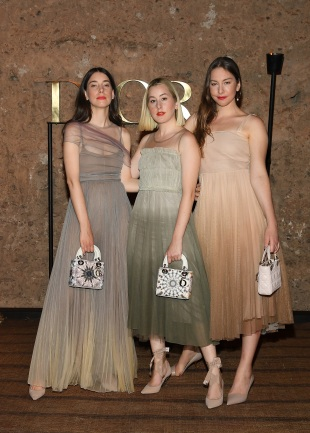 MARRAKECH, MOROCCO - APRIL 29: The Haim attend Christian Dior Couture S/S20 Cruise Collection on April 29, 2019 in Marrakech, Morocco. (Photo by Pascal Le Segretain/Getty Images for Dior)