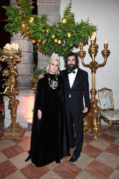 Maria Grazia Chiuri;Pietro Ruffo