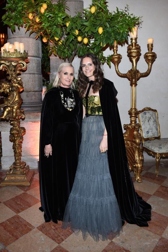 Maria Grazia Chiuri;Rachele Regini