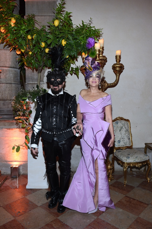 Peter Marino;Cornelia Guest