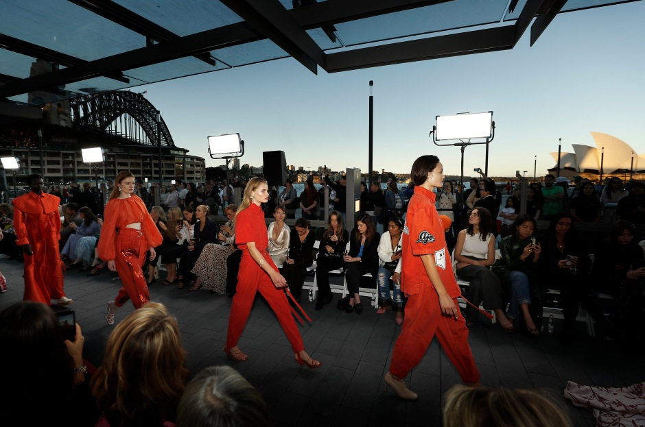 Mercedes-Benz Presents Aje - Runway - Mercedes-Benz Fashion Week Australia 2019