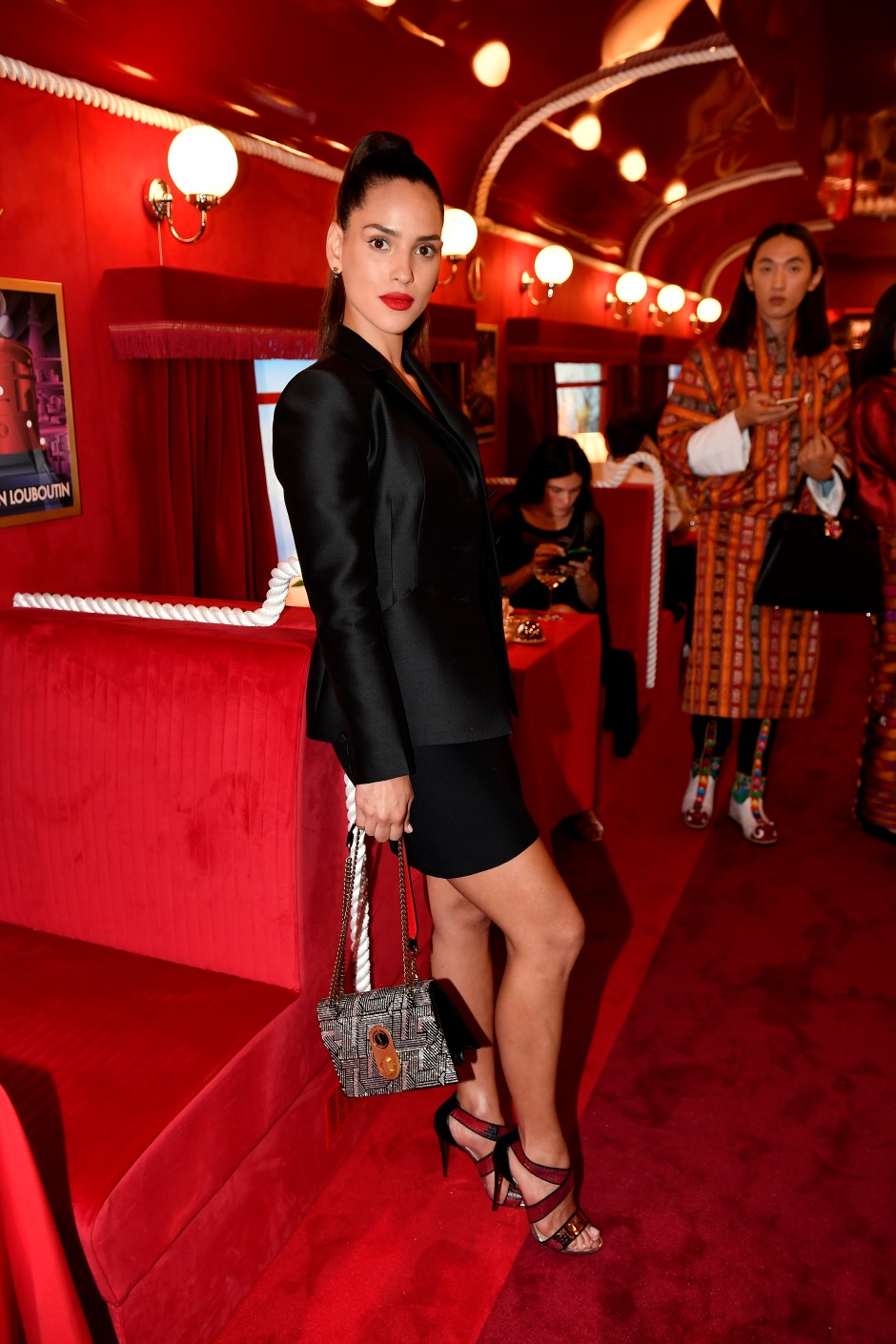 Christian Louboutin presents Loubhoutan Express