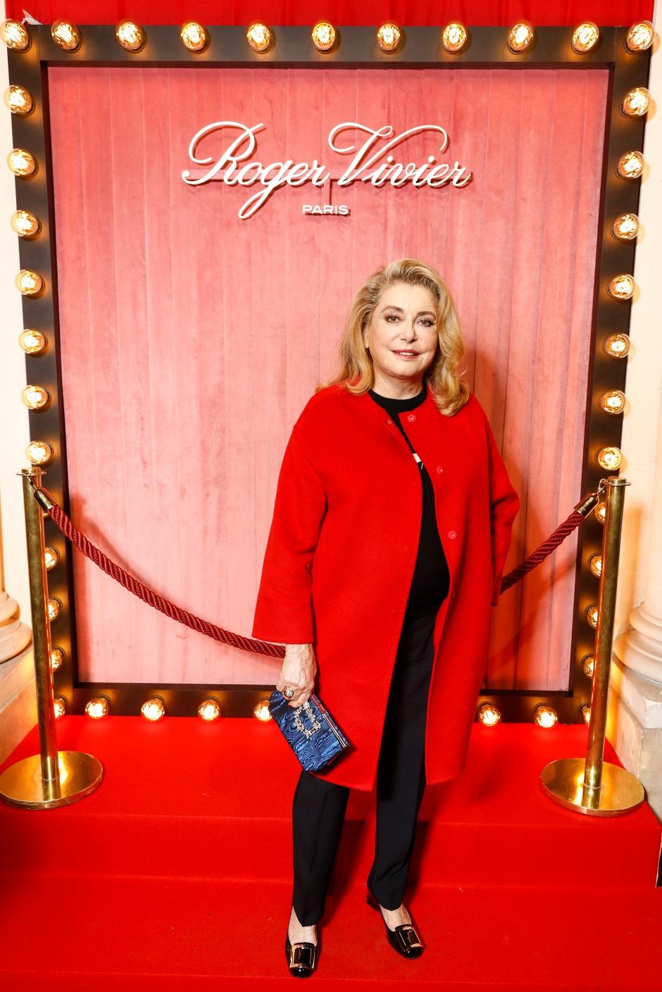 Roger Vivier: Photocall - Press Day - Hotel Vivier - Paris Fashion Week - Womenswear Spring Summer 2020