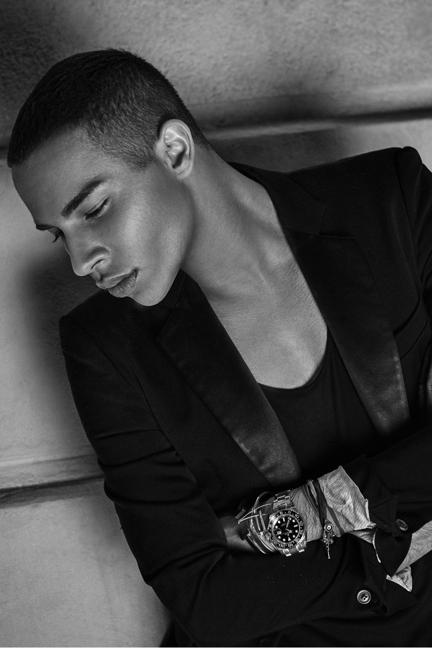 OLIVIER ROUSTEING PHOTOGRAPHED BY PASCAL DANGIN 2 - WHITE BORDERS