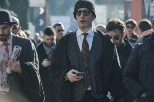 PittiUomo Street Fashion