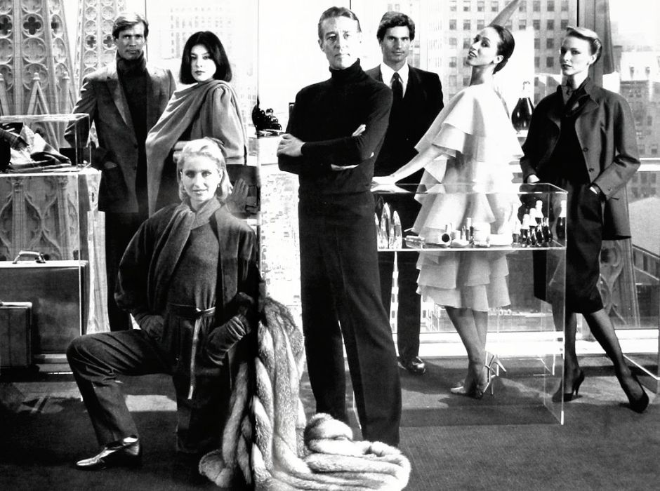 halston-with-models-olympic-tower-halston-an-amrican-original