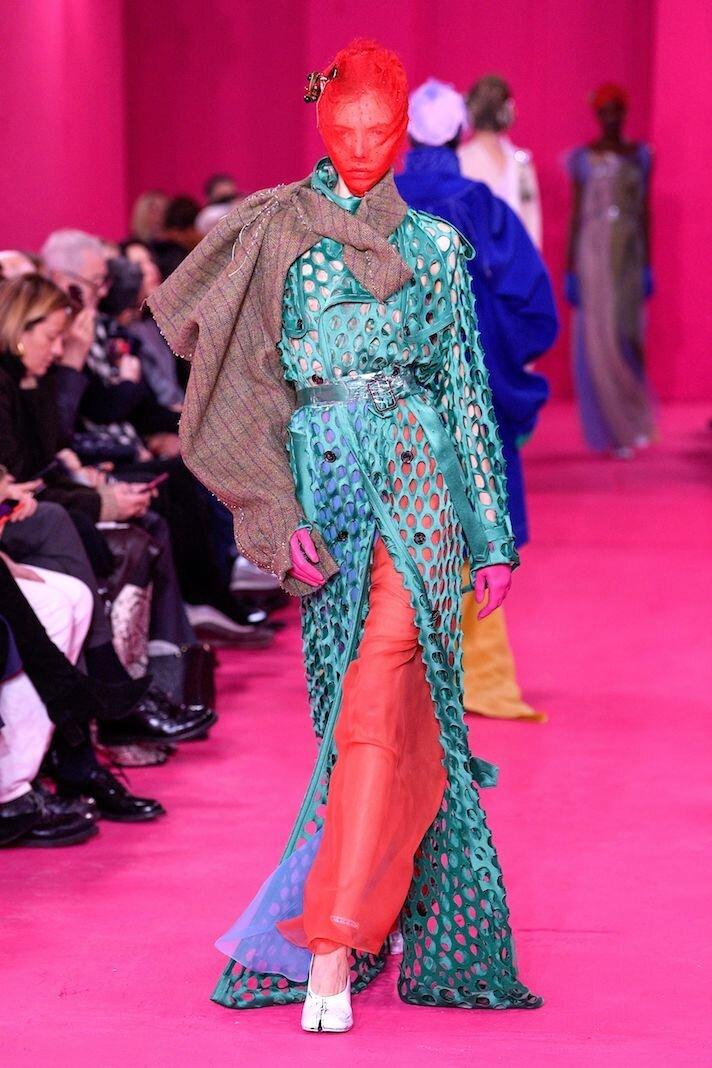 Maison Margiela show, Runway, Spring Summer 2020, Haute Couture Fashion Week, Paris, France - 22 Jan 2020