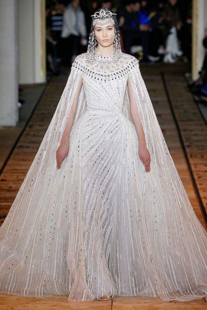 Zuhair Murad show, Runway, Spring Summer 2020, Haute Couture Fashion Week, Paris, France - 22 Jan 2020